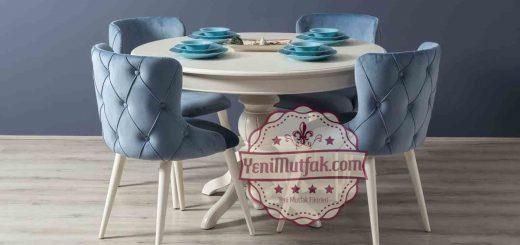 yuvarlak mutfak masasi modelleri 2