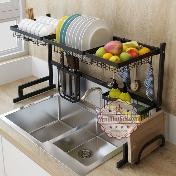 pastel-mutfak-raf-modelleri-